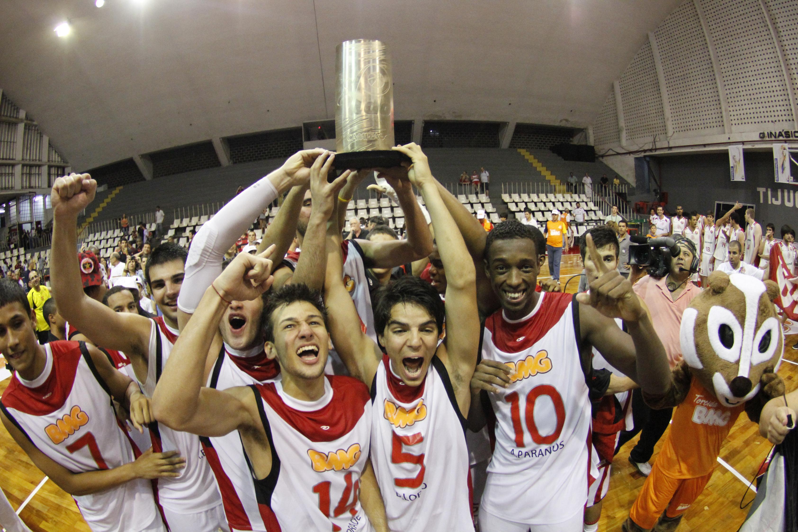 Flamengo campeão da LDO 2011