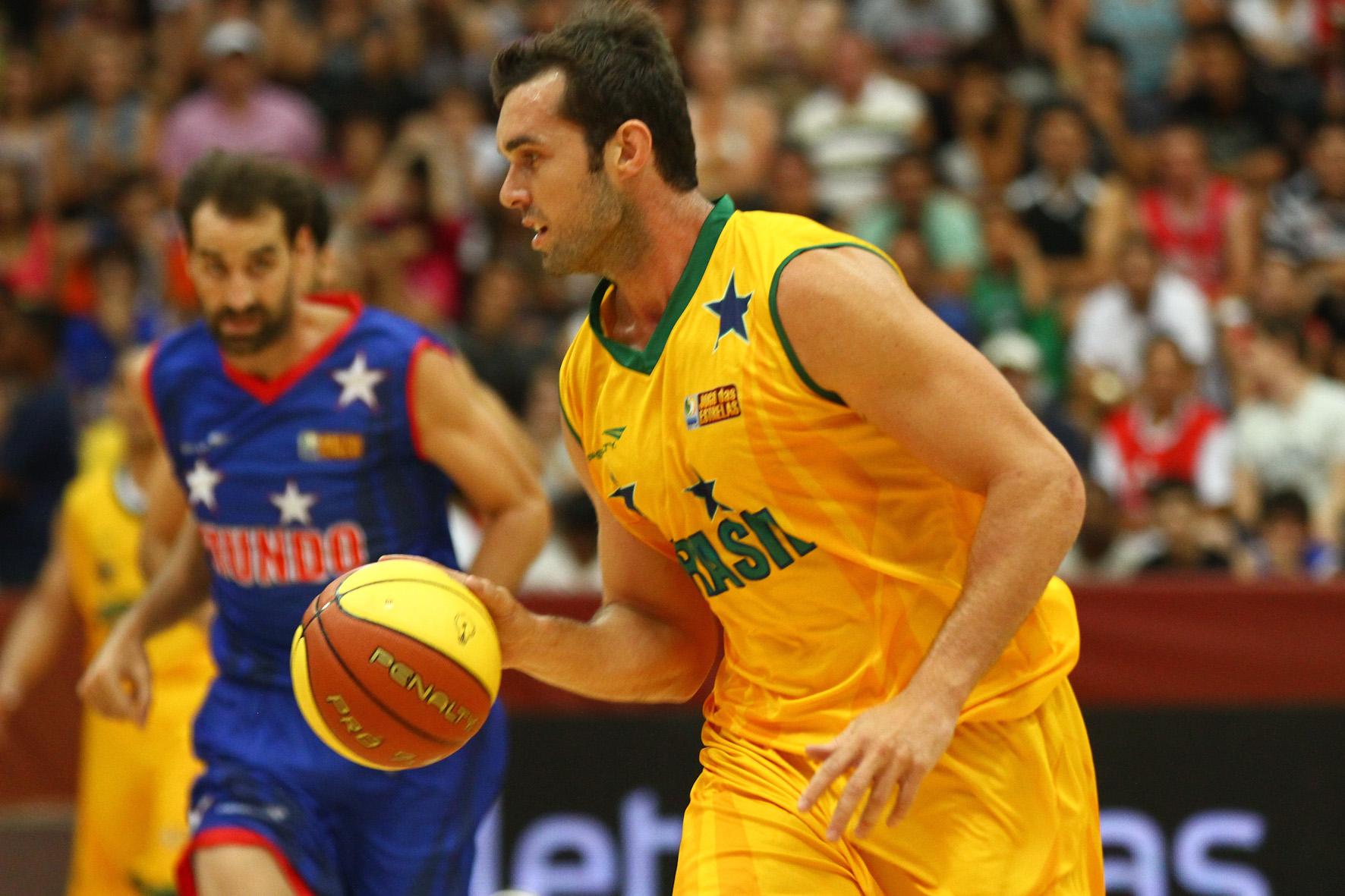 Murilo, MVP do Jogo das Estrelas 2012