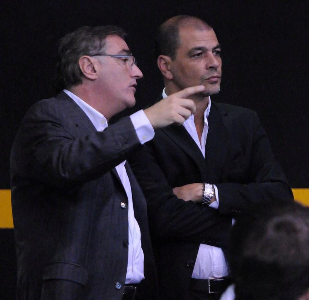 Julio Lamas e Sergio Hernandez
