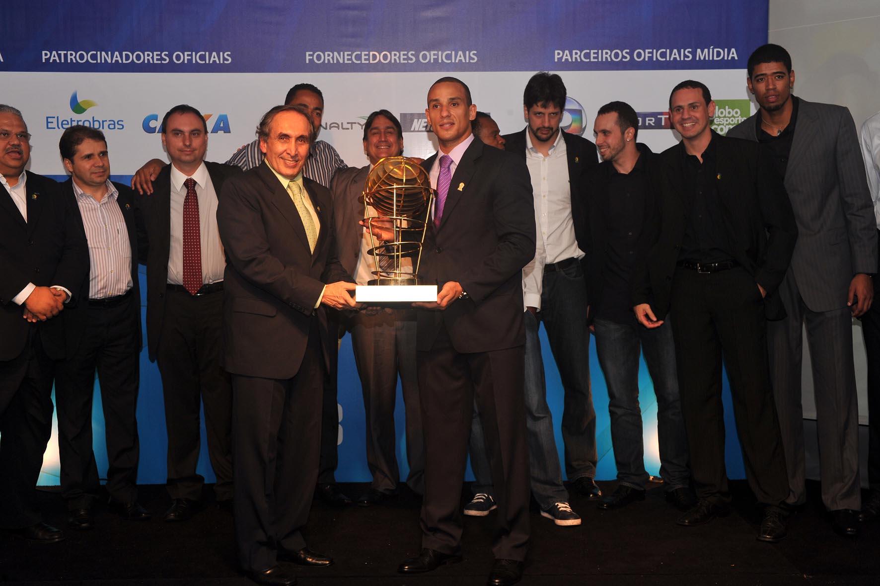 Brasília, campeão do NBB