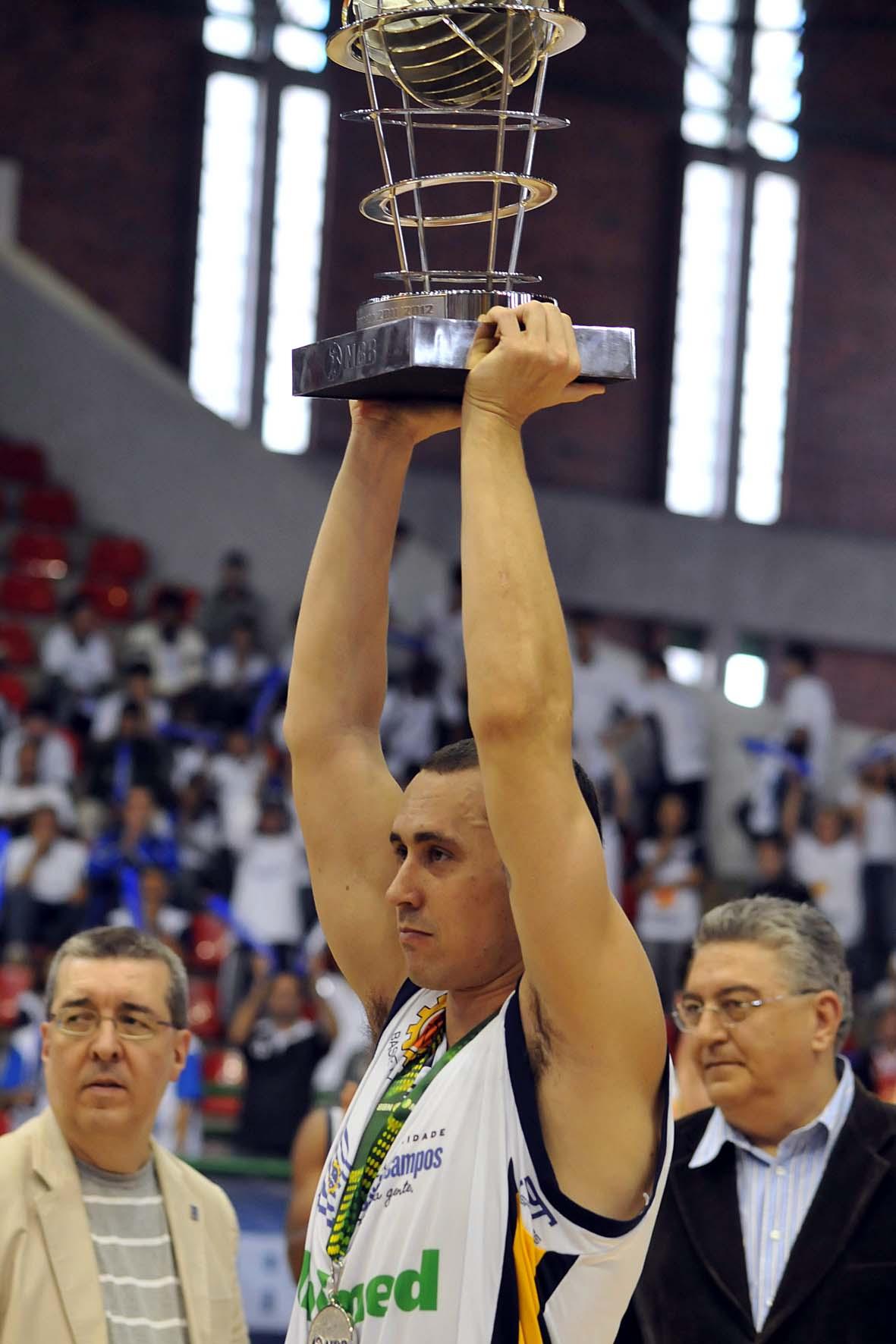 Fúlvio, vice-campeão