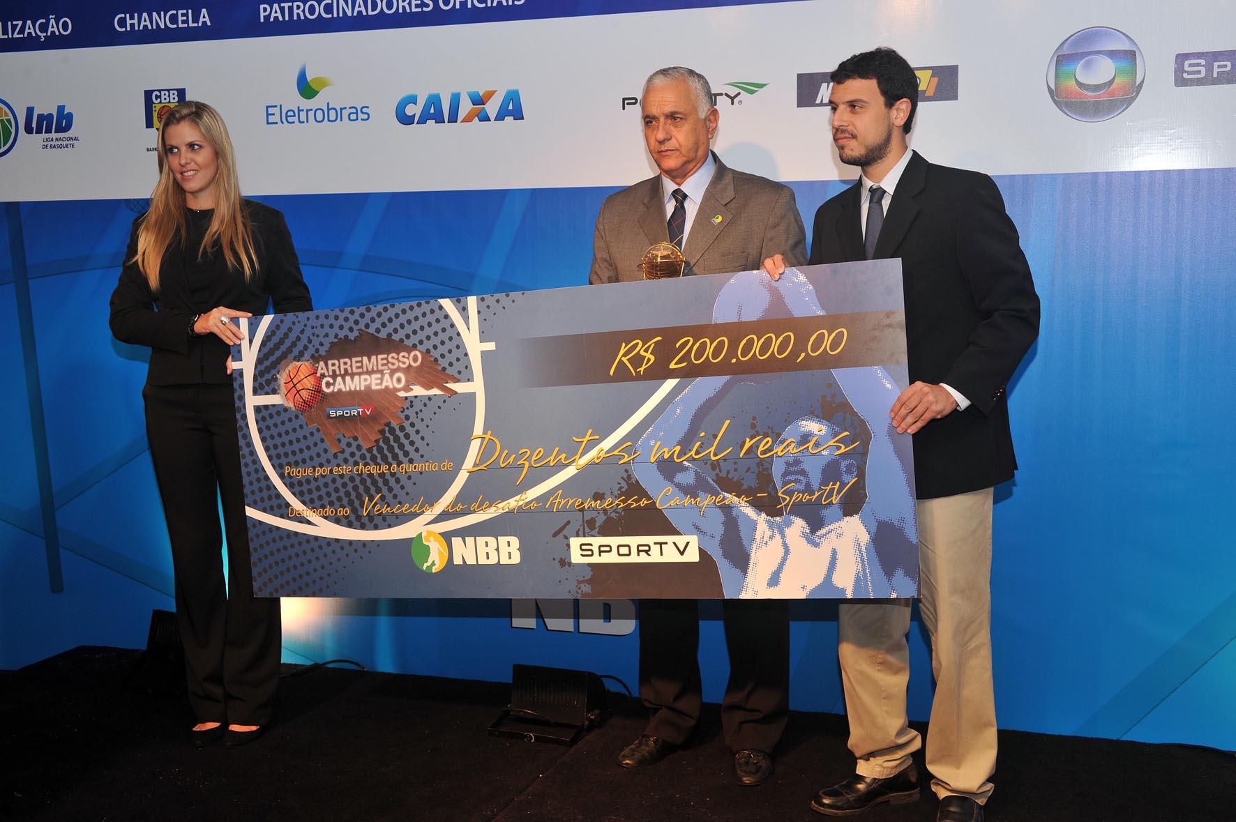 Uberlândia recebe o trofeu Equipe Fair Play