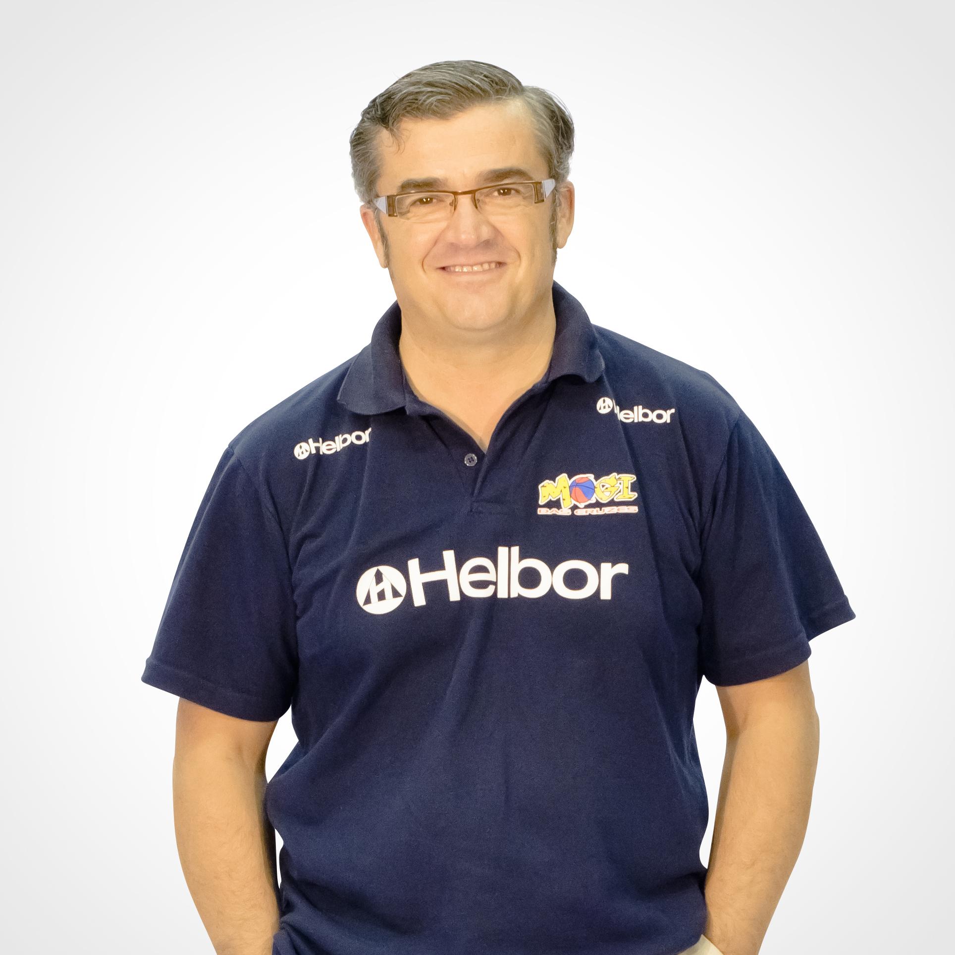 Técnico Paco Garcia