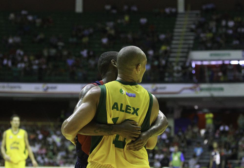 Alex, do NBB Brasil