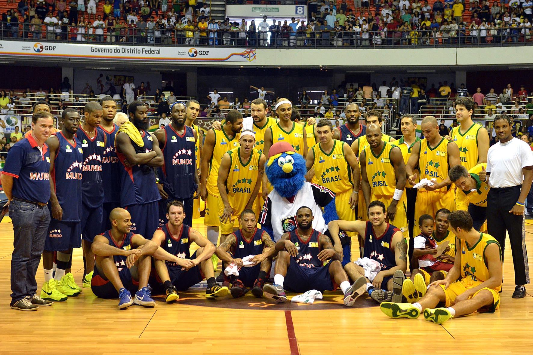 NBB Brasil e NBB Mundo depois do Jogo das Estrelas