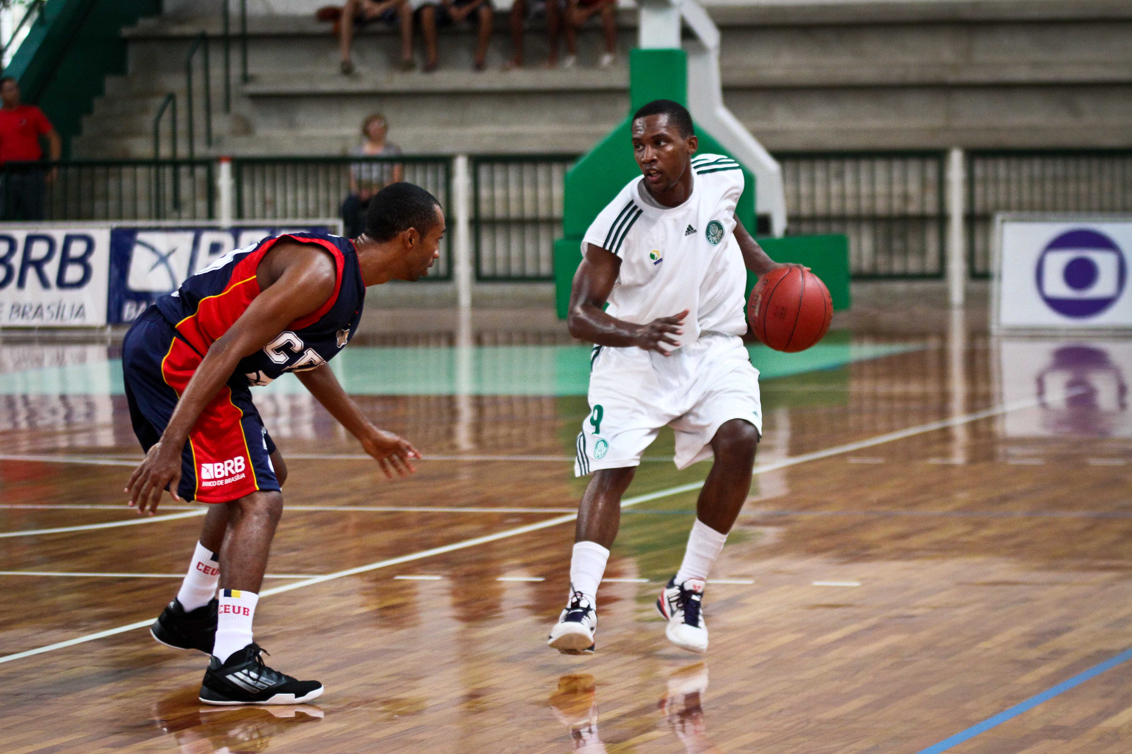 Caleb Brown, do Palmeiras