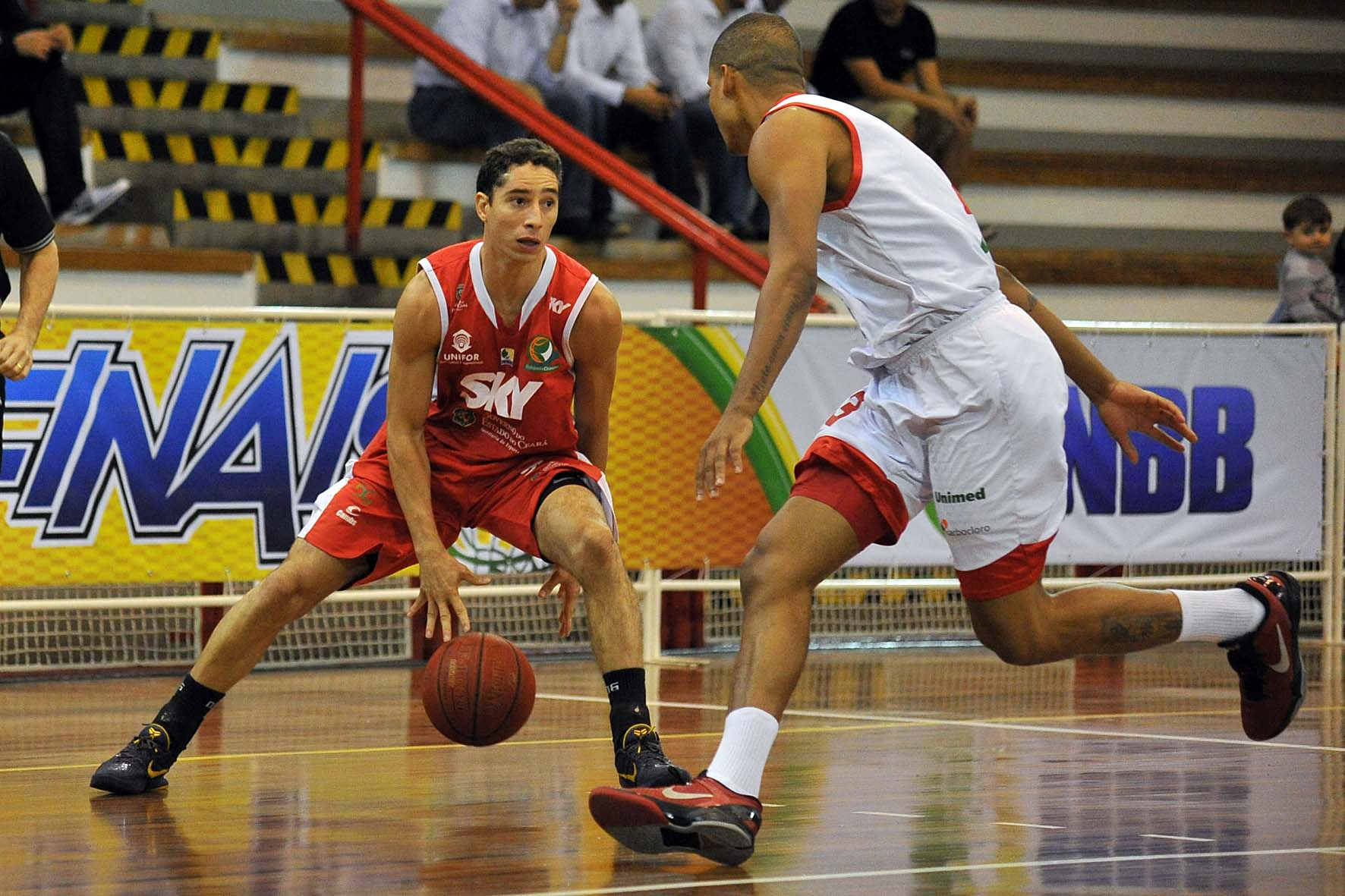 Matheus, do Basquete Cearense