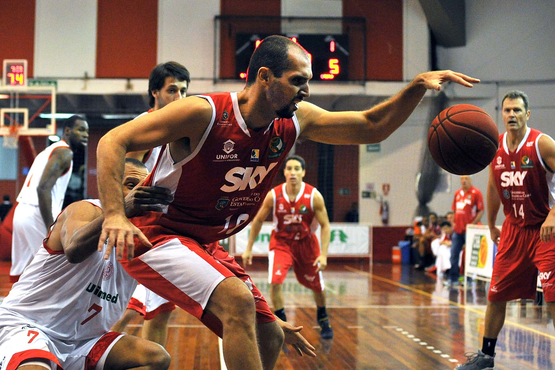 Drudi, do Basquete Cearense