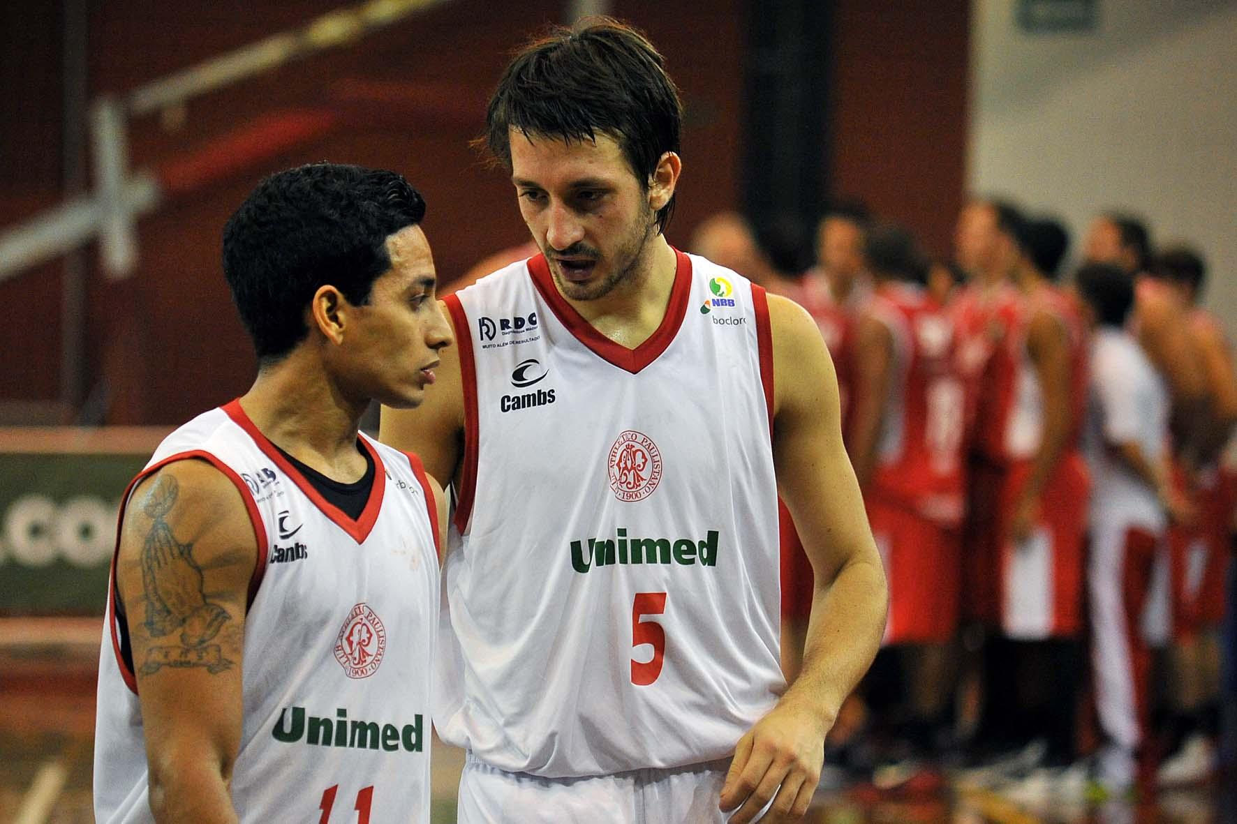 Elinho e Muñoz, do Paulistano