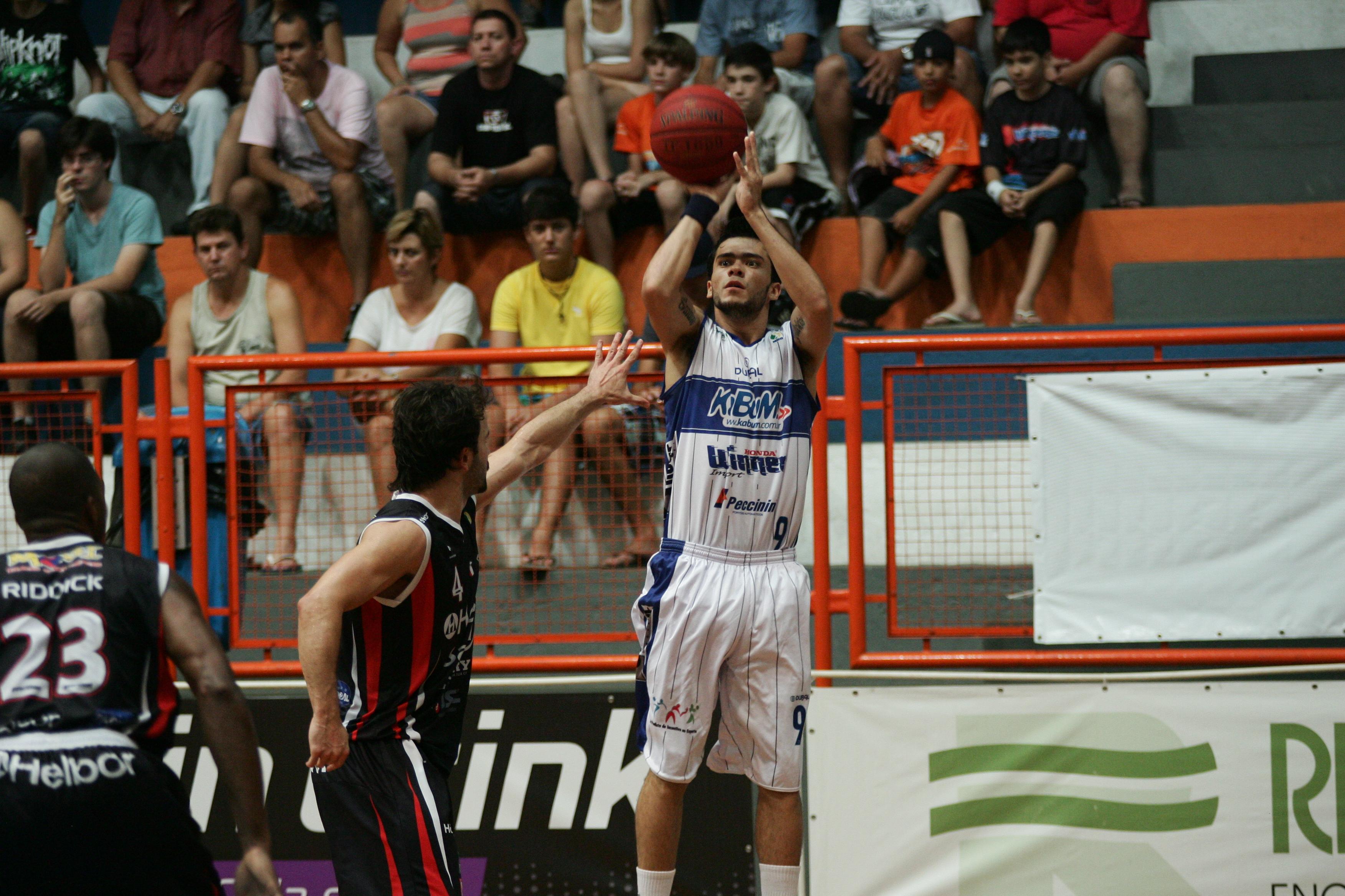 Deryk Ramos, do Limeira
