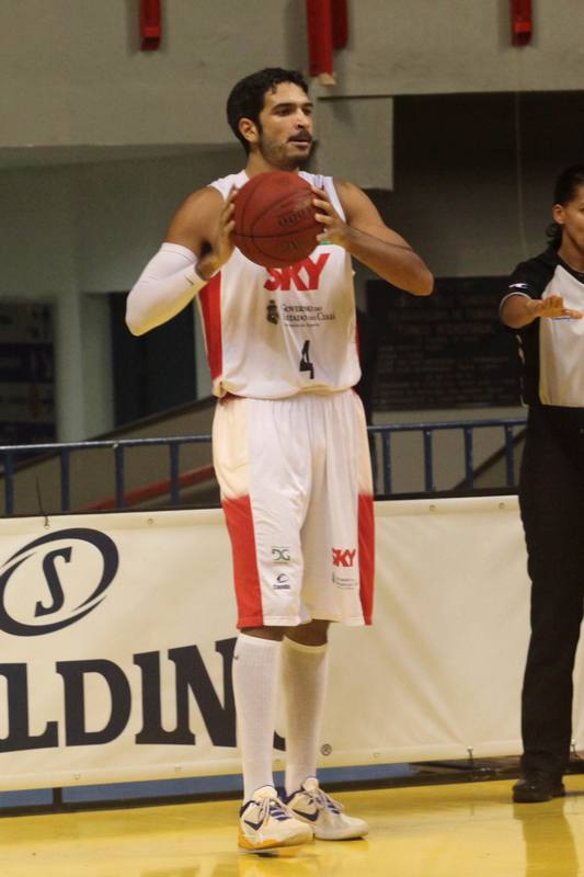 André Goés, do Basquete Cearense
