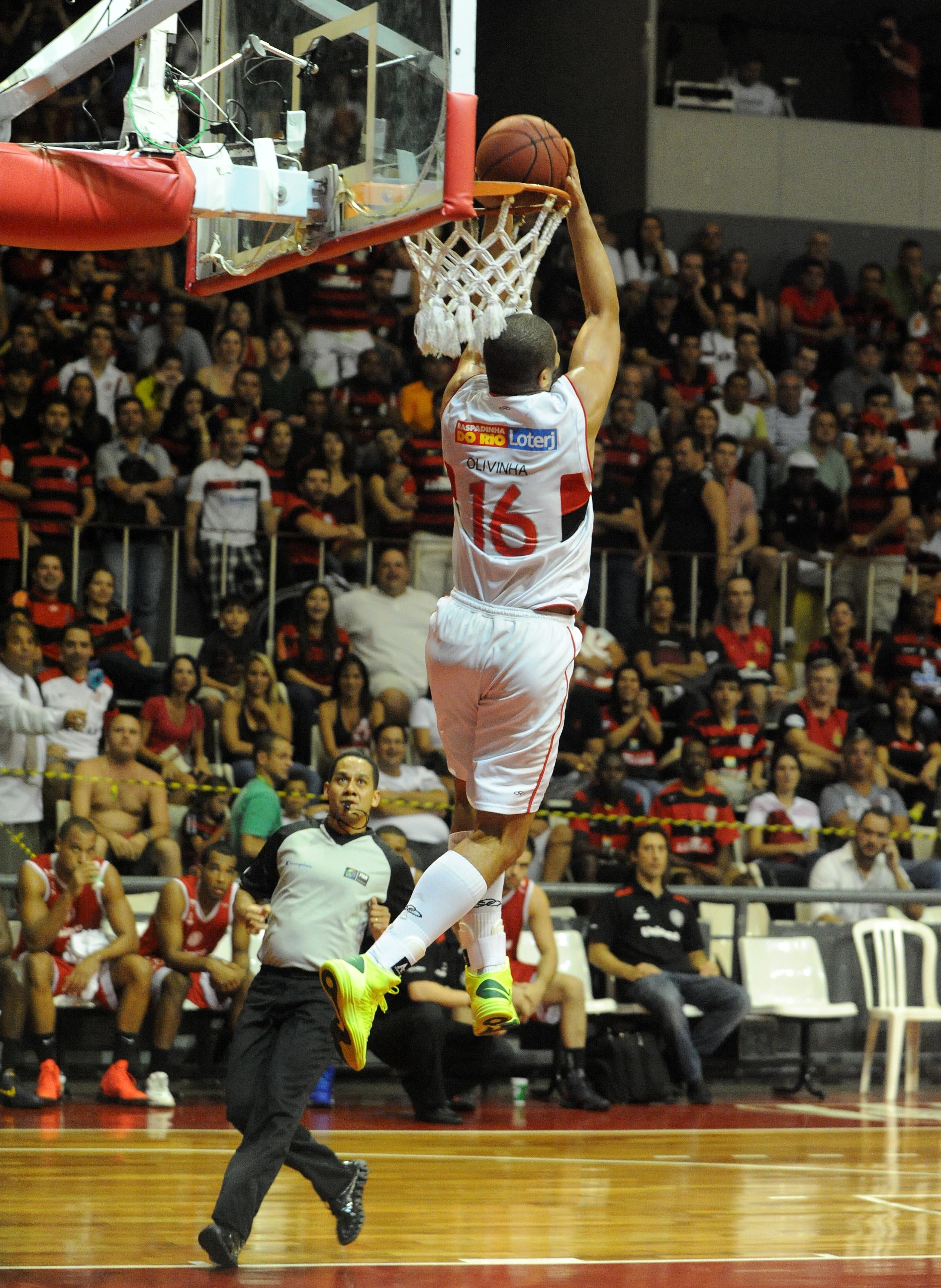 Olivinha, do Flamengo