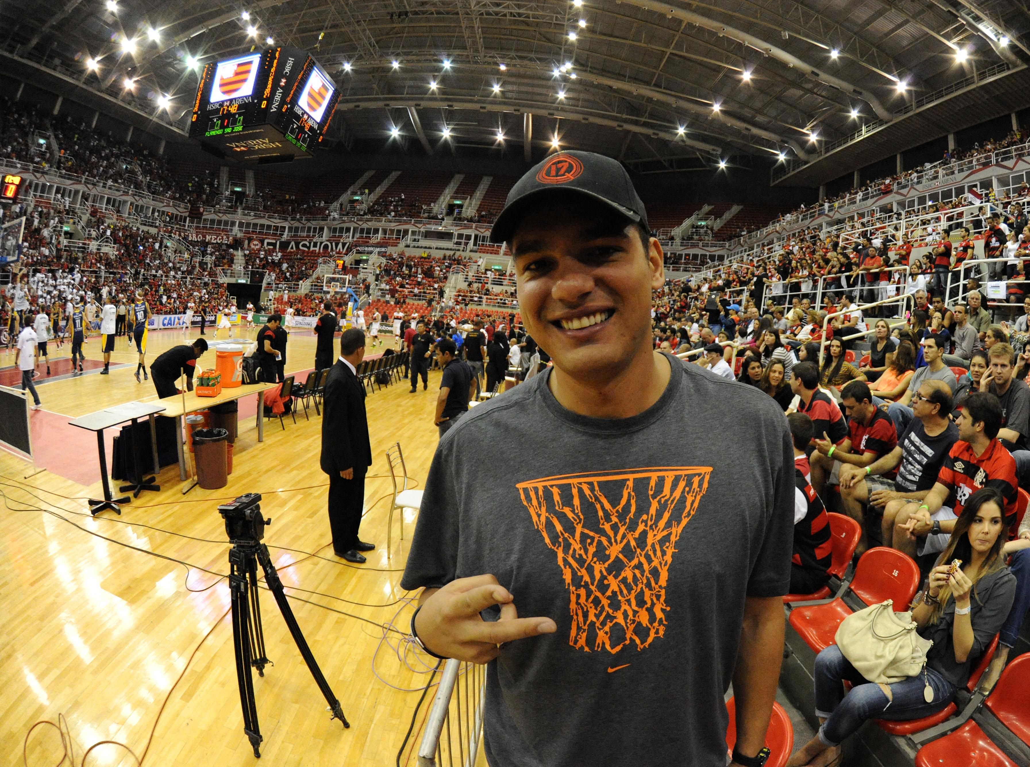 Anderson Varejão, pivô do Cleveland Cavaliers