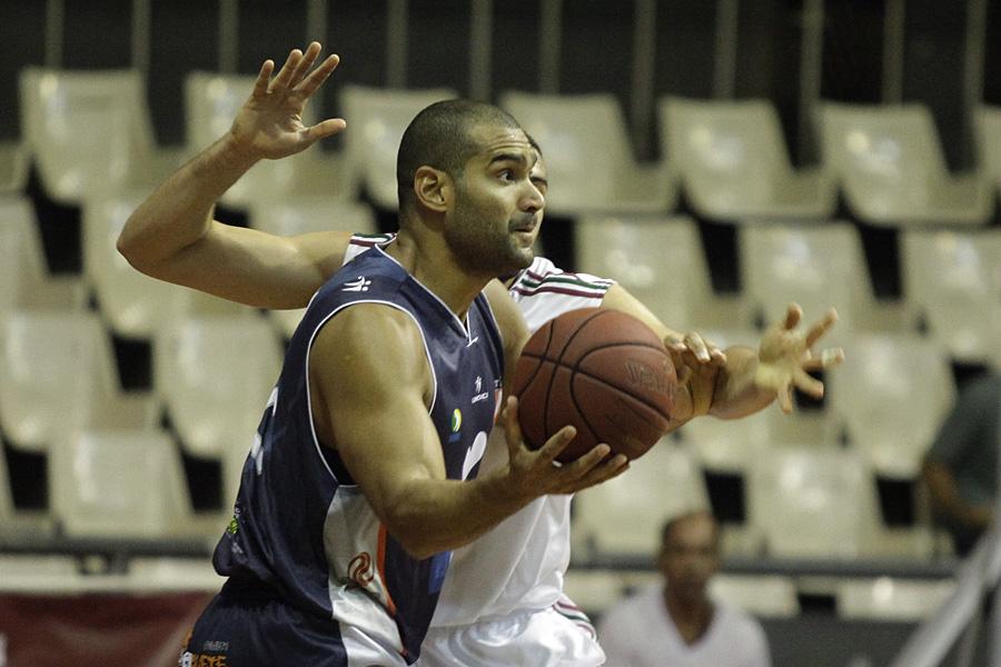 Rodrigo Bahia, do Tijuca