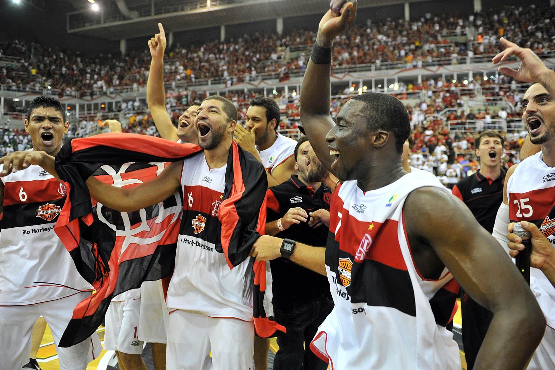 Comemoração do Flamengo