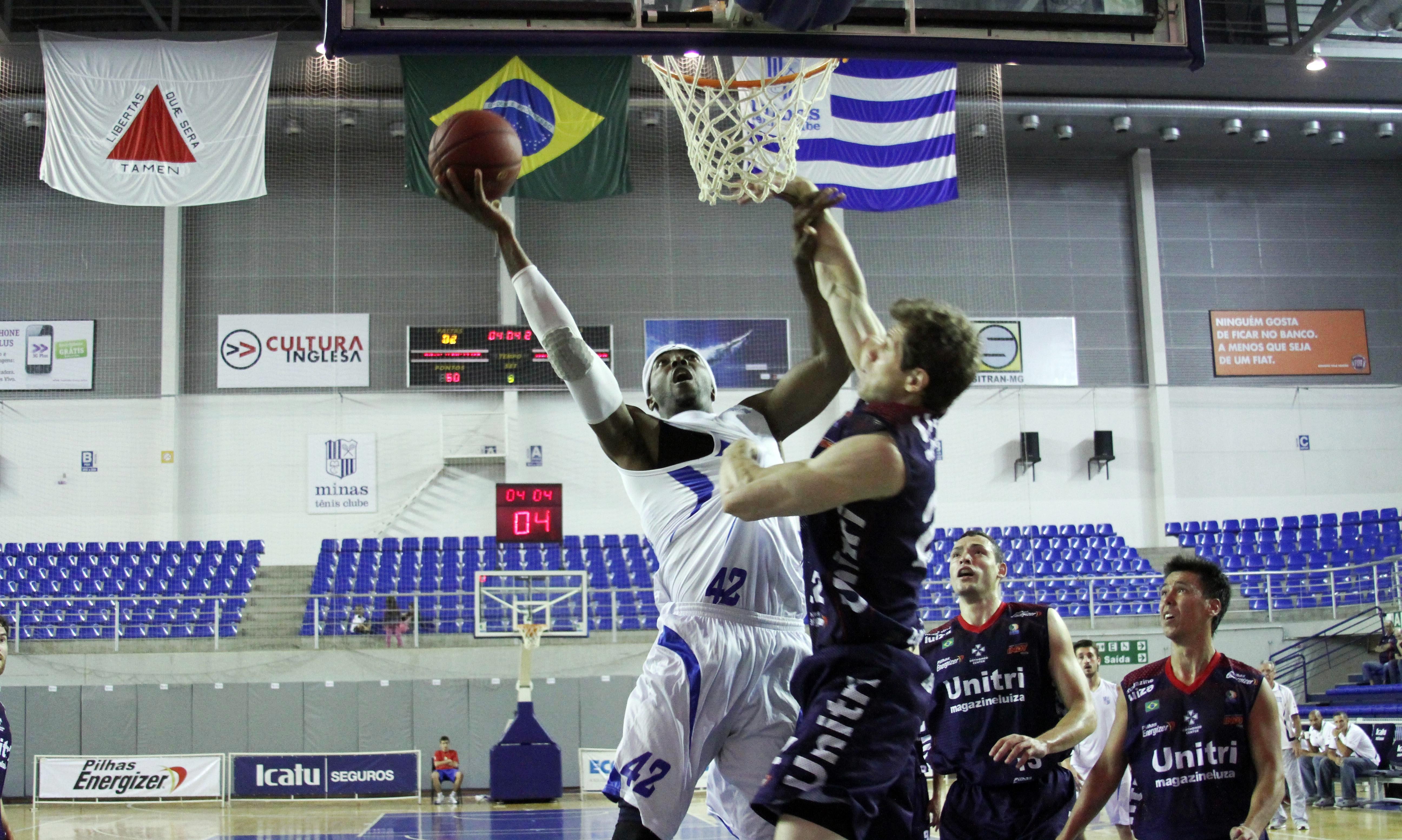Equipes voltam a duelar na próxima sexta-feira, em Uberlândia (Orlando Bento/LNB)