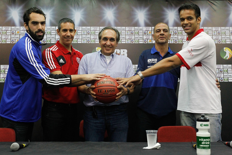 Benite, Neto, Kouros, Sergio Hernandez e Arthur