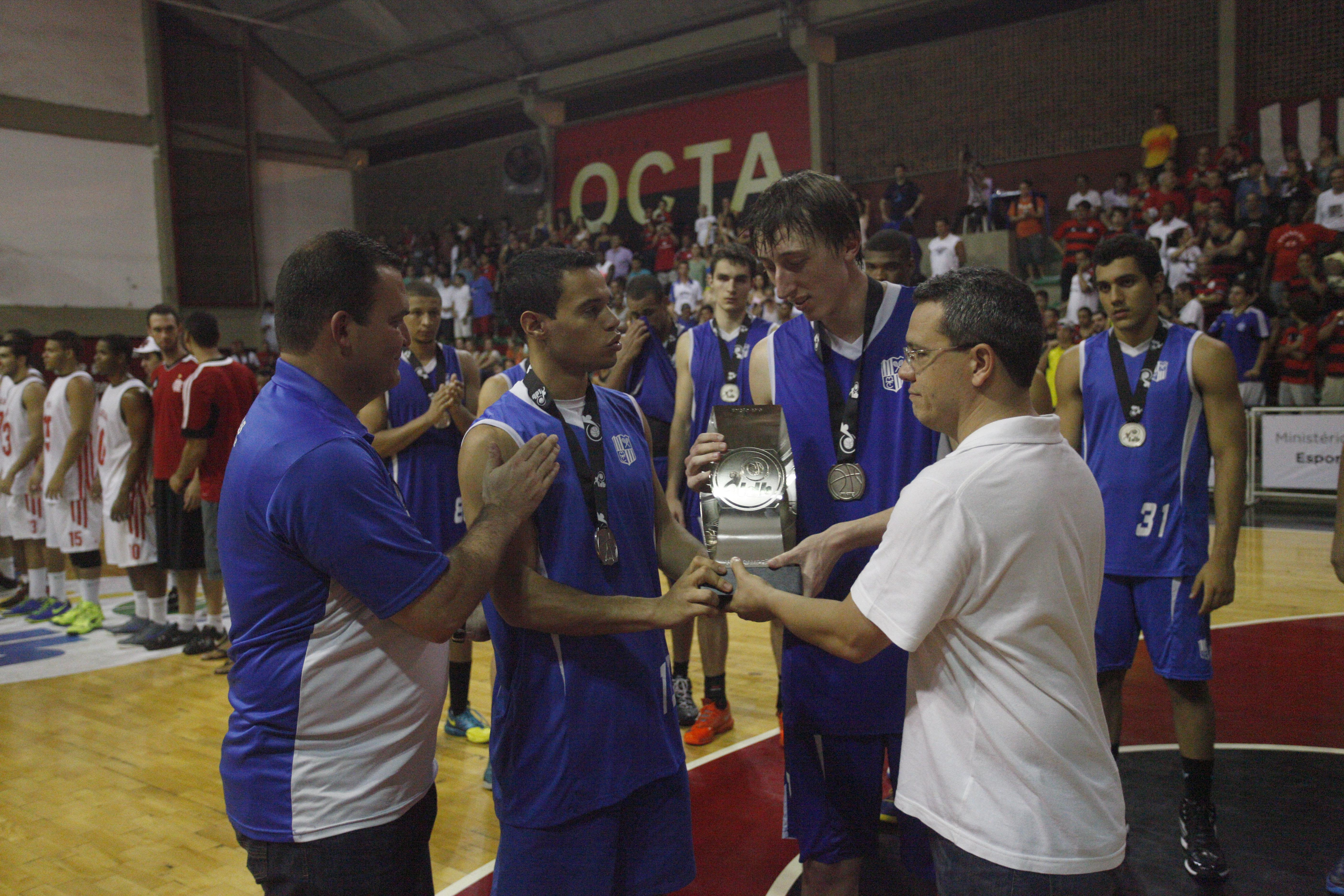 Minas, vice-campeão da LDB 2013