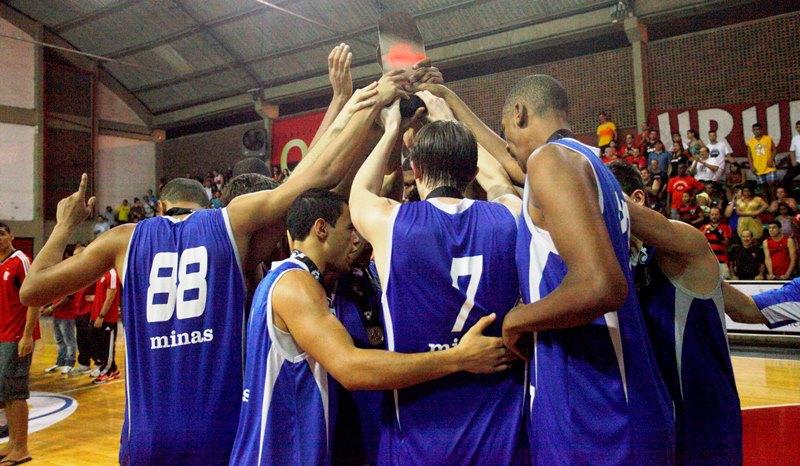 Participante de todas as três edições, Minas disputou a final da LDB pela primeira vez (Lucas Figueiredo/LNB)