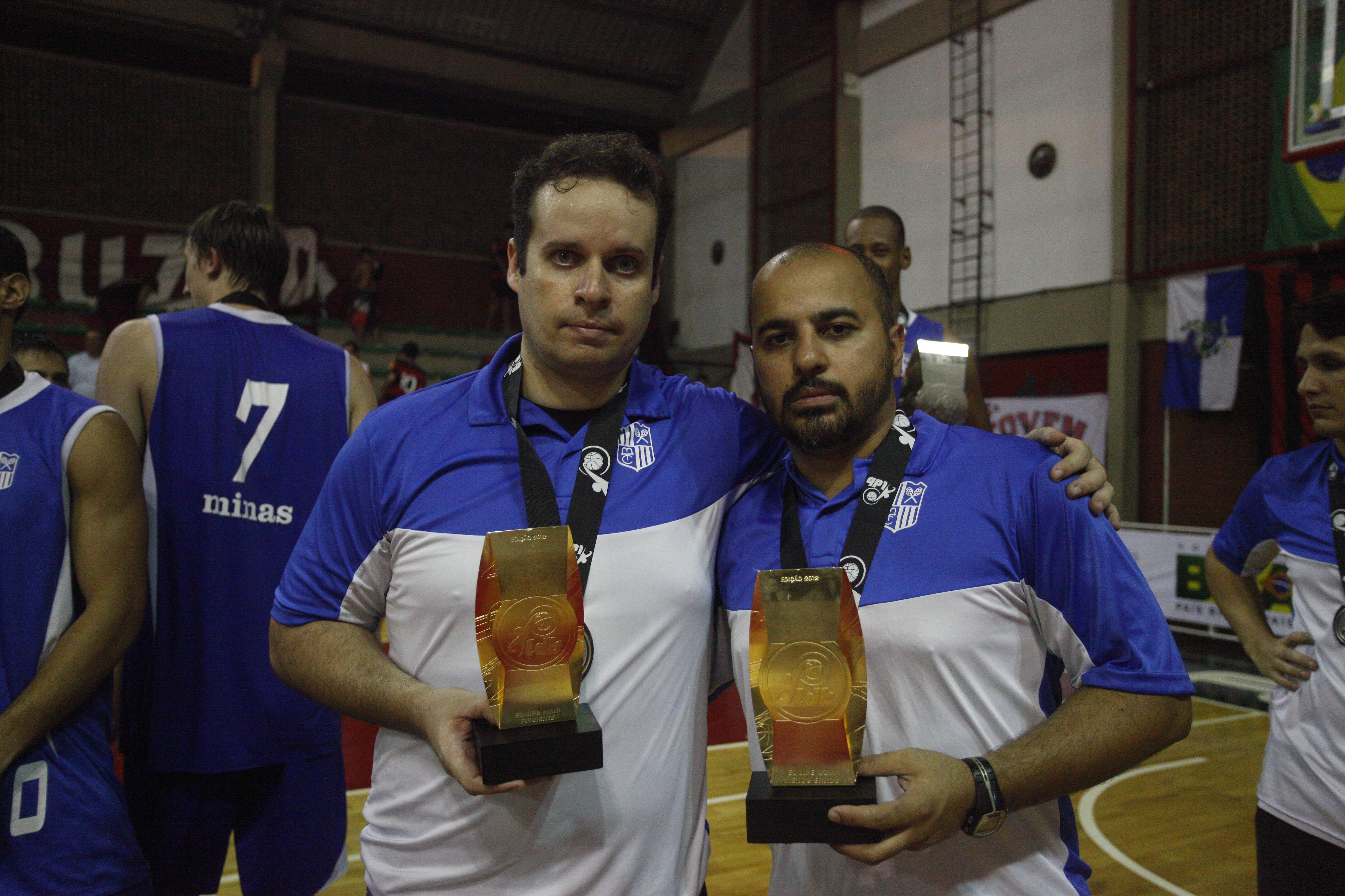 O Minas conquistou os dois prêmios individuais da LDB 2013 (Lucas Figueiredo/LNB)