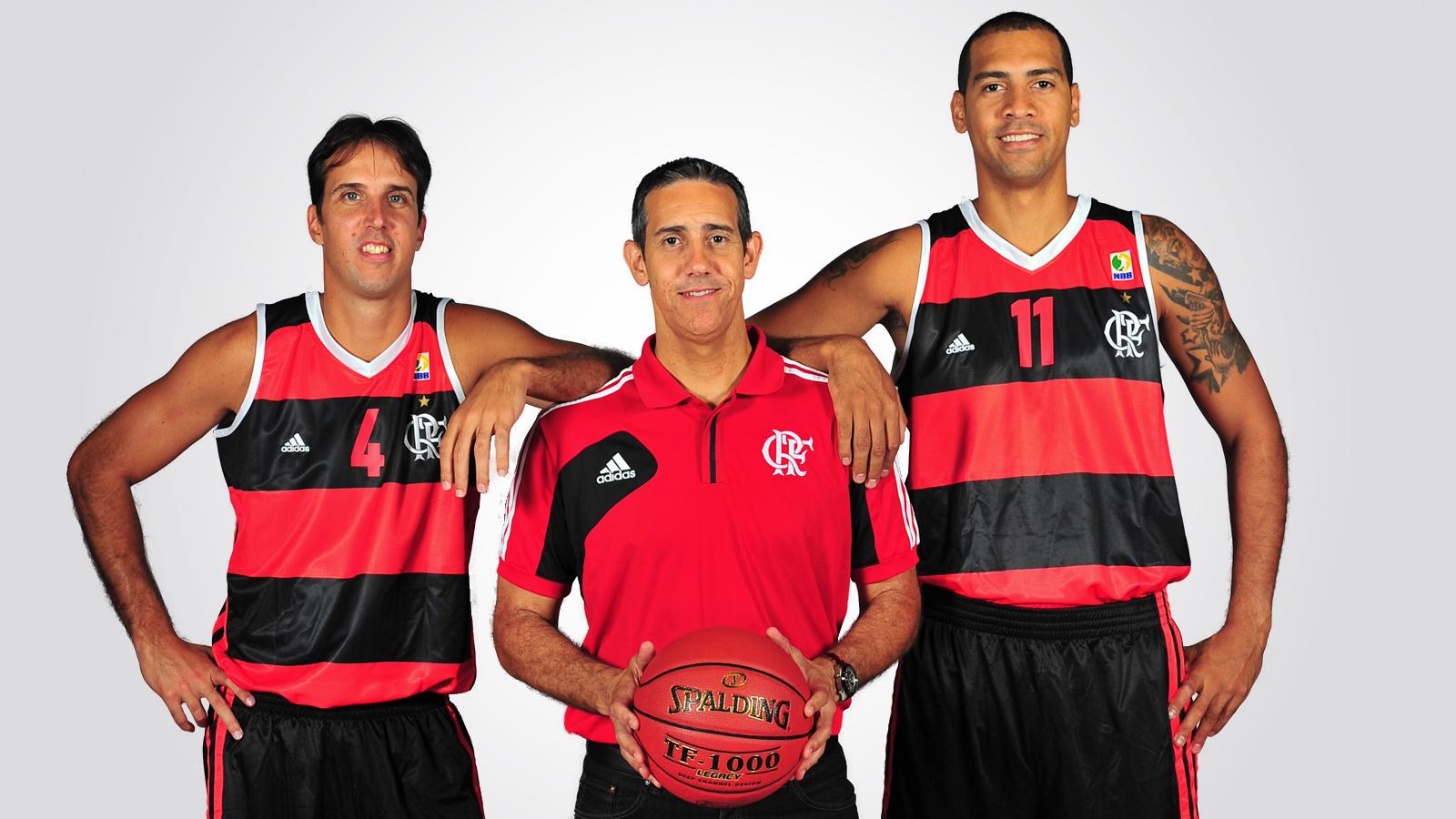 Marcelinho, Neto e Marquinhos