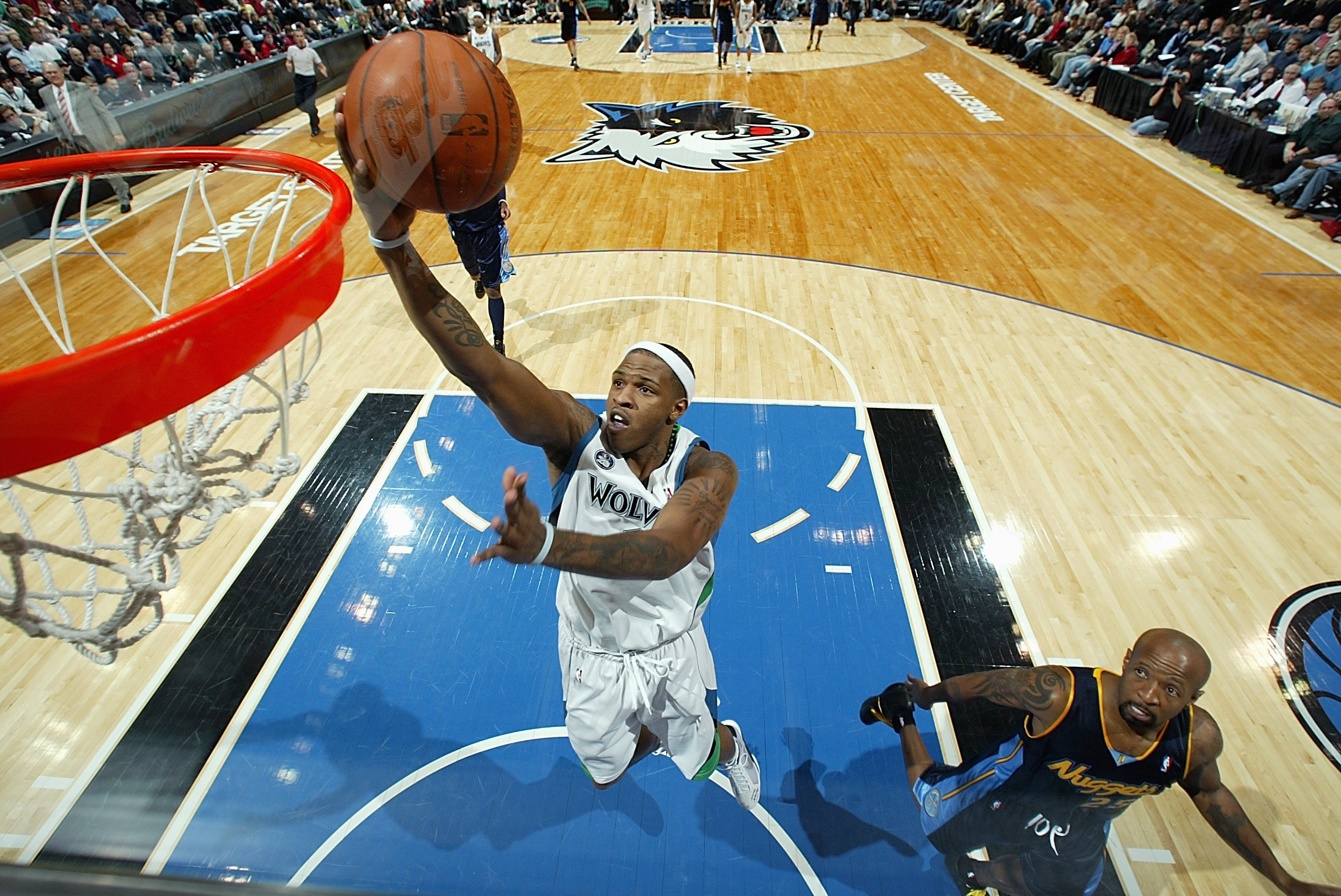 Ex-astro da NBA, McCants já está pronto para estrear no NBB (David Sherman/NBAE)