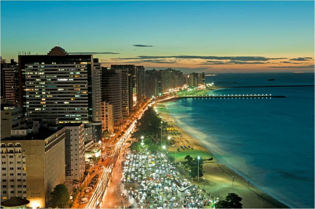 A cidade de Fortaleza será a primeira cidade do Nordeste do país a receber o Jogo das Estrelas (Divulgação)