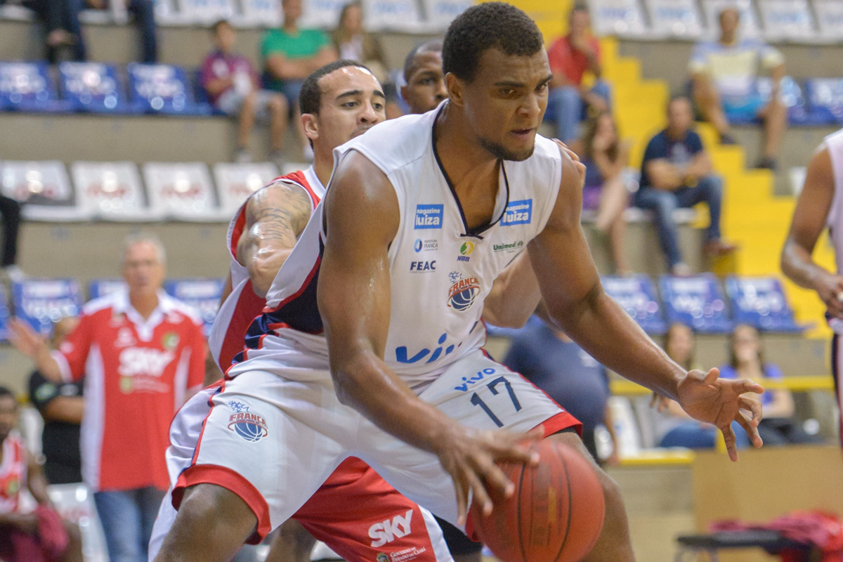 Lucas Mariano, do Franca