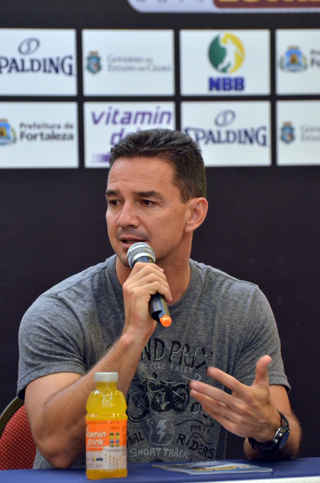 Márcio Lopes, secretário de Esportes e Lazer