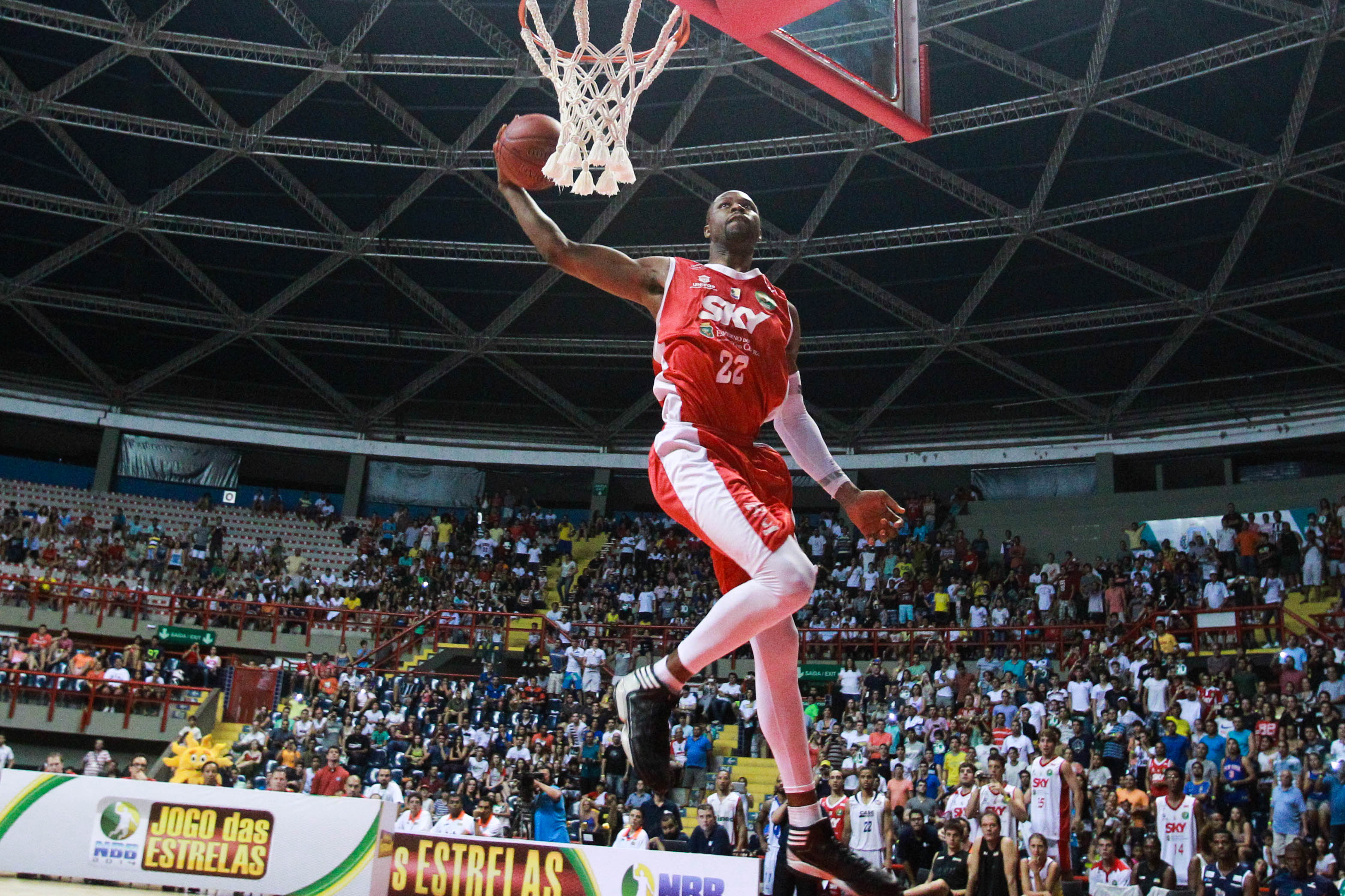 Devon Hardin, do Basquete Cearense