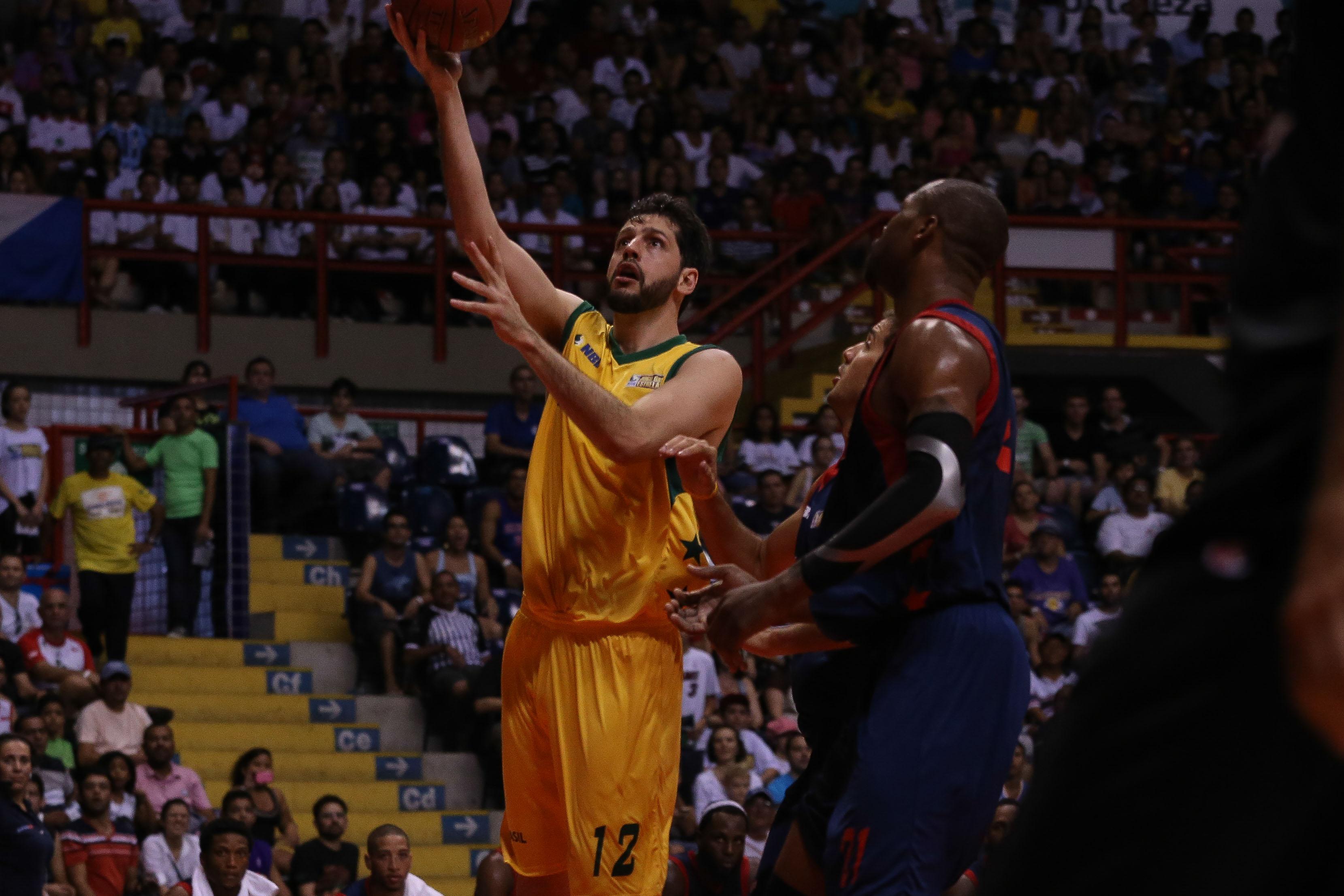 Guilherme Giovannoni, do NBB Brasil