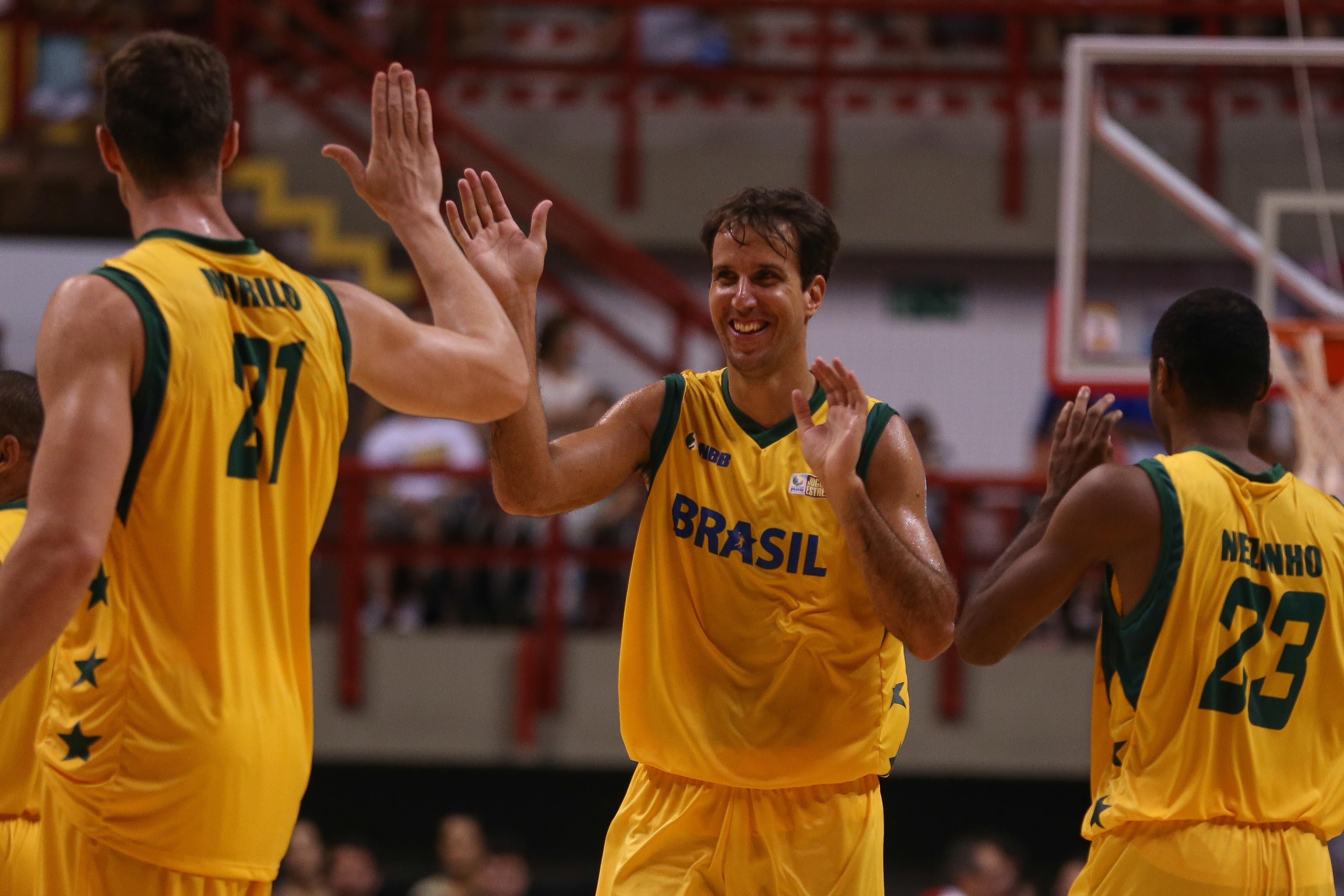 Marcelinho, do NBB Brasil