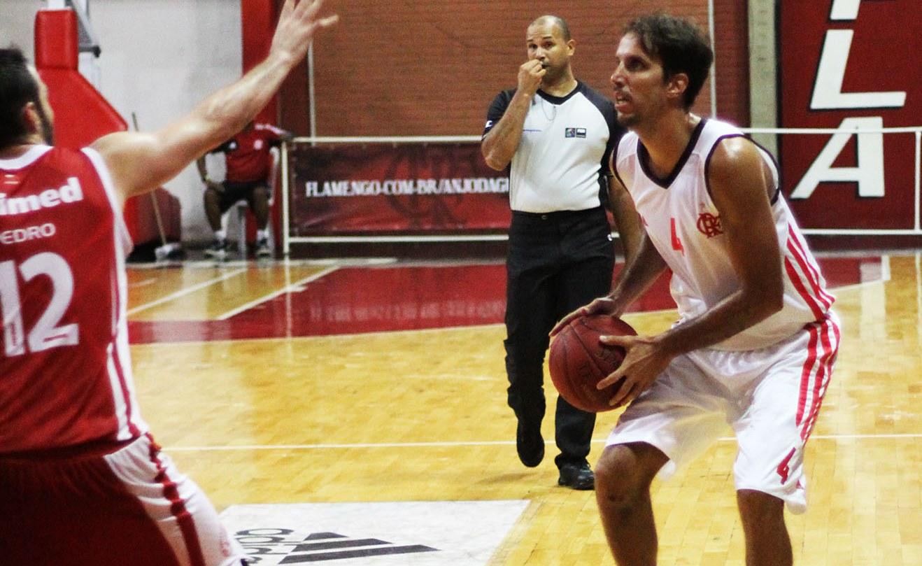 Marcelinho será uma das grandes atrações do Torneio de 3 Pontos neste ano (Marco Aurélio/Fla Imagem)