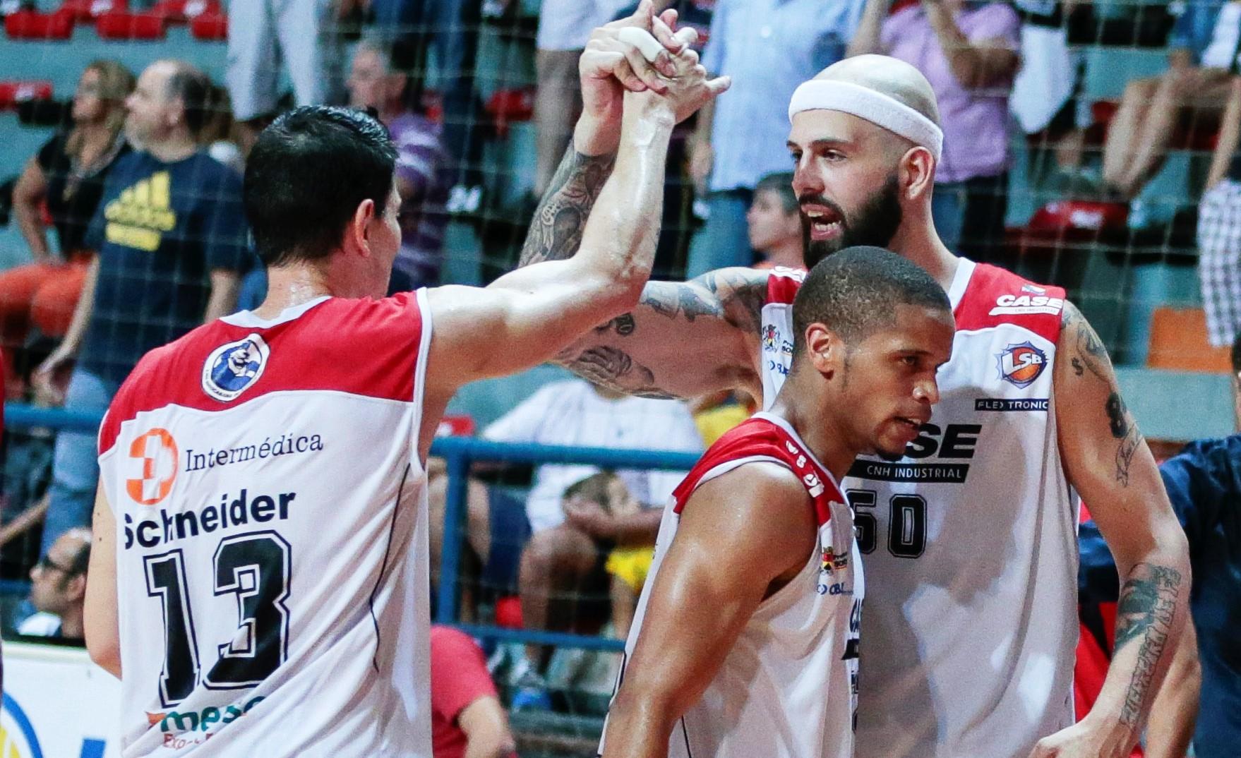 Permanência da Liga Sorocabana no NBB foi decretada após vitória dramática  sobre o Minas (Marcelo 4331f05803272