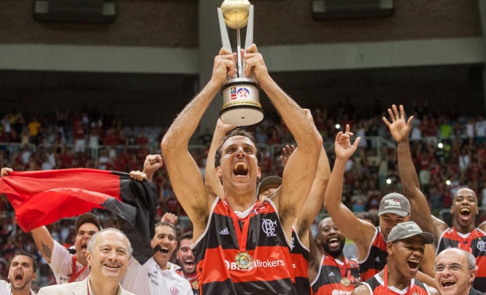 Atual campeão da Liga das Américas, Flamengo será o primeiro time sul-americano a jogar contra equipes da NBA (Samuel Vélez/FIBA Américas_