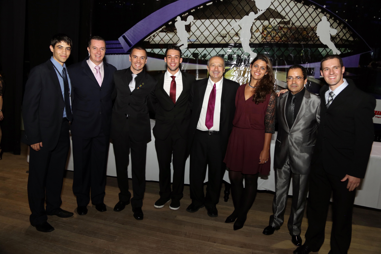 O evento contou com a ilustre presença do presidente da FIBA Américas, Horácio Muratori (Divulgação)