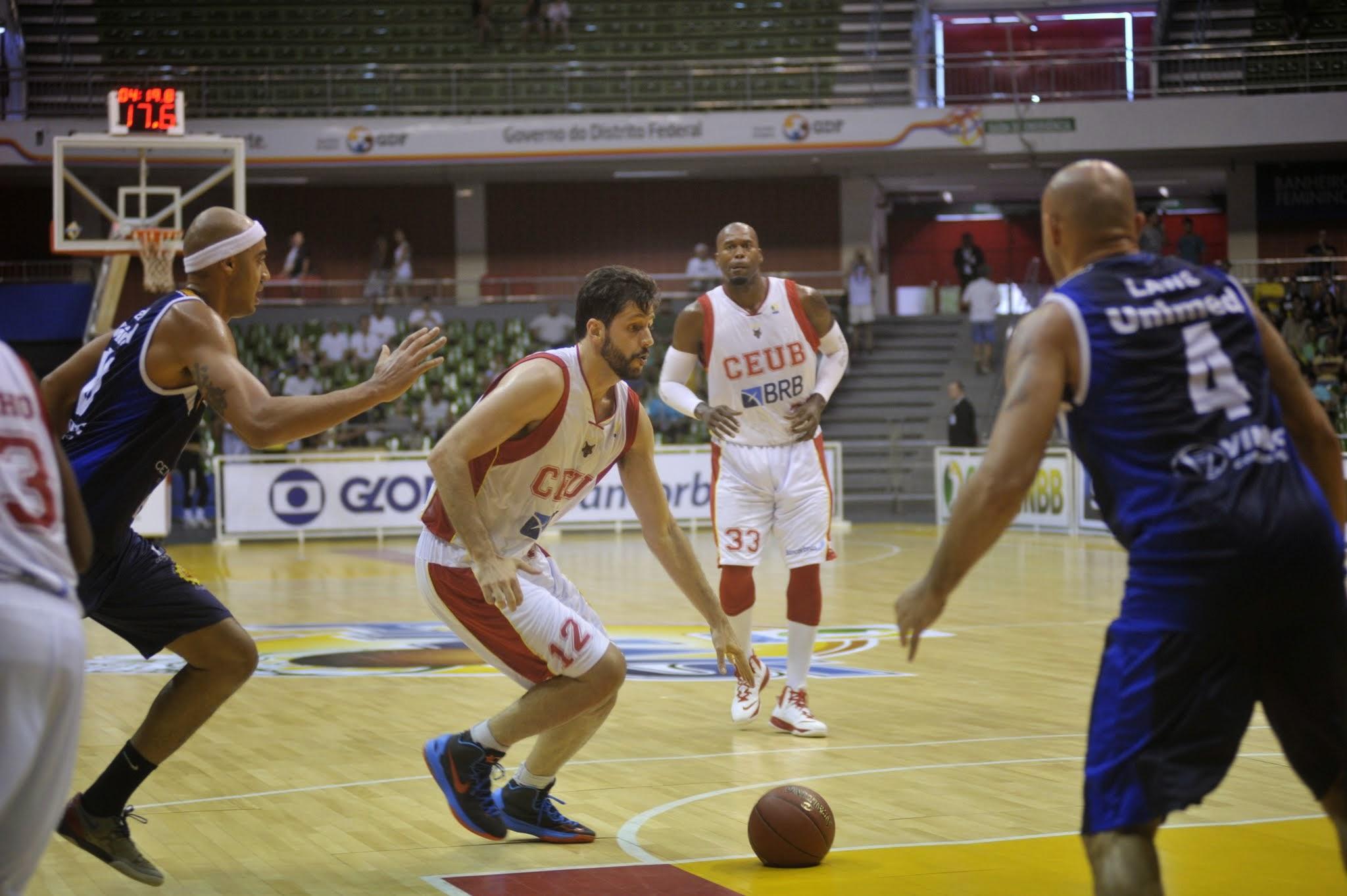Guilherme Giovannoni, do Brasília