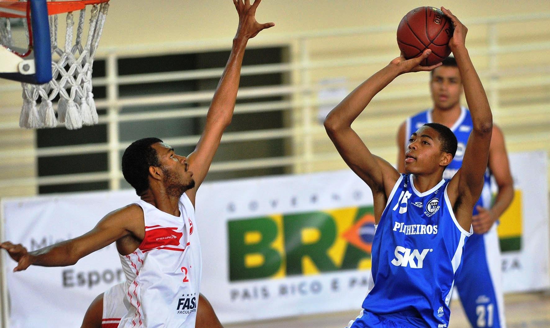 Bruno Caboclo é o primeiro fruto da LDB, parceria entre a LNB e o Ministério do Esporte (João Pires/LNB)