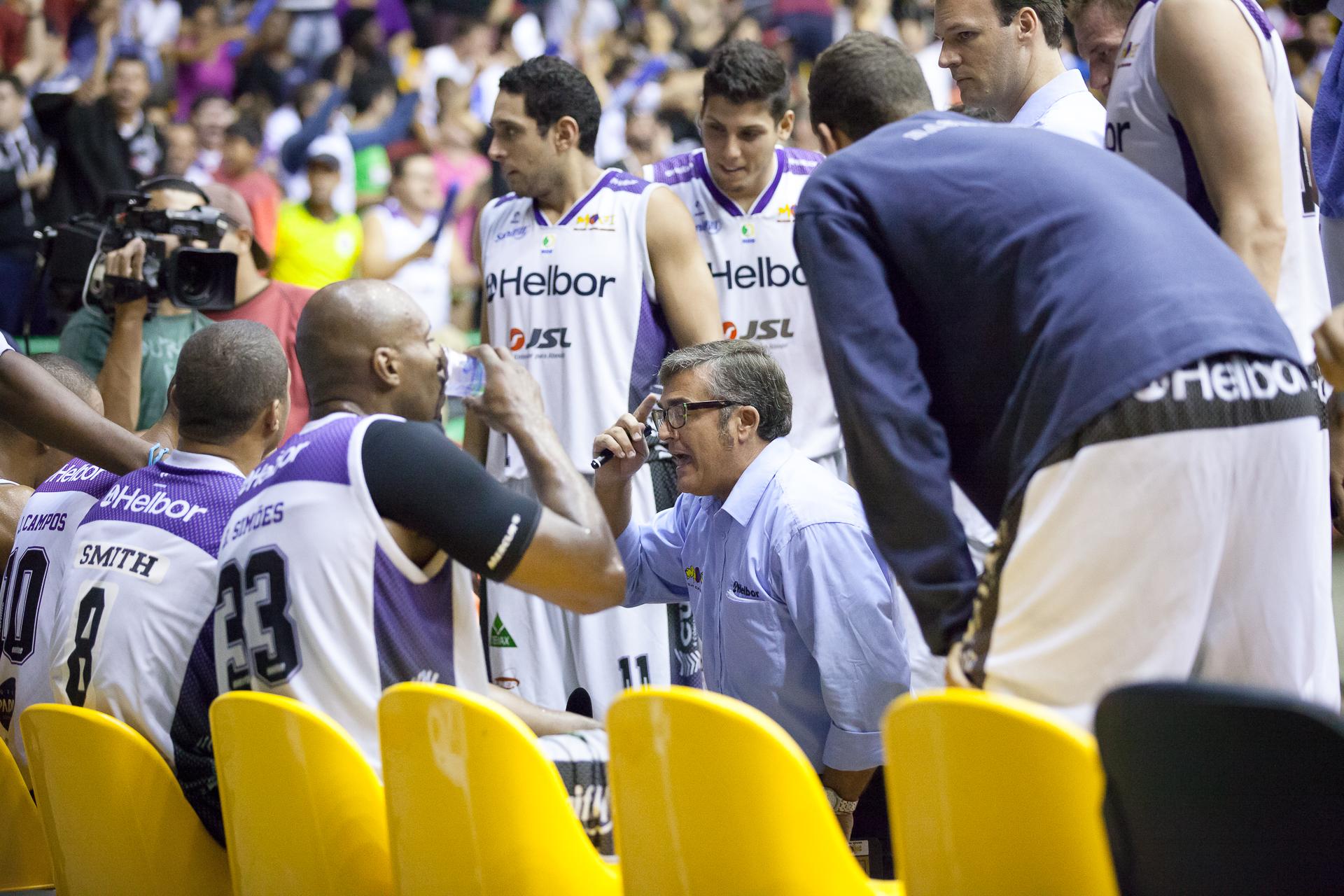 Paco García, técnico do Mogi