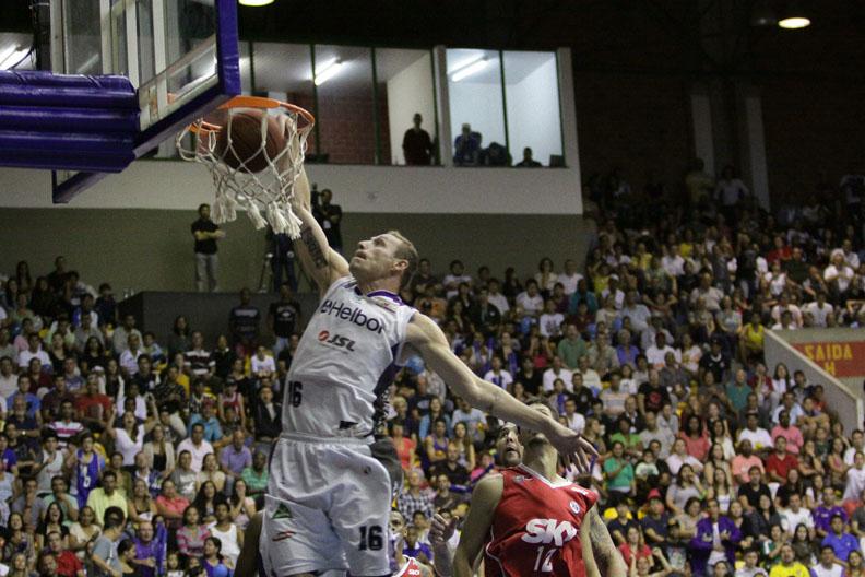 Daniel Alemão, do Mogi