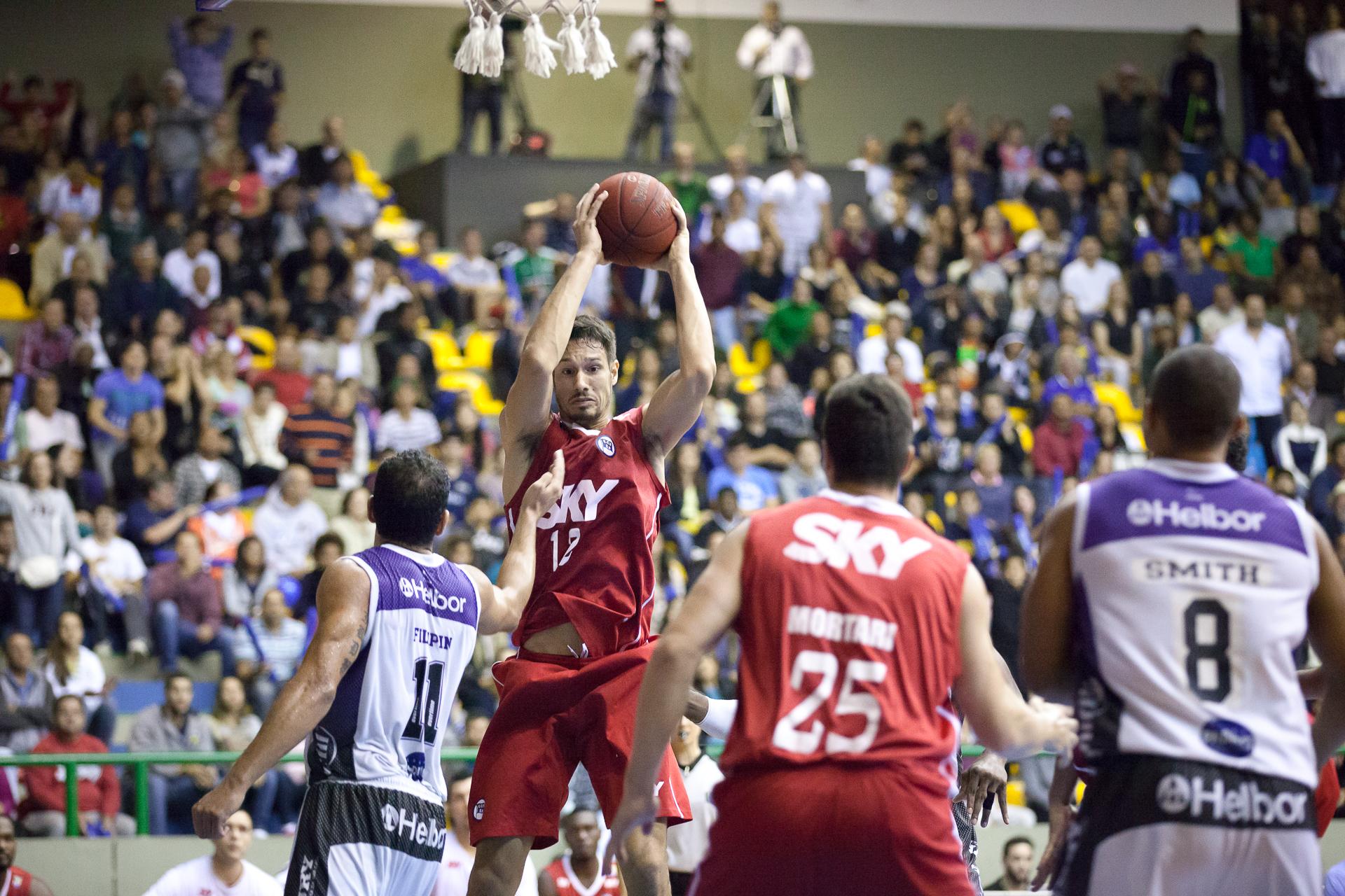 Rafael Mineiro, do Pinheiros