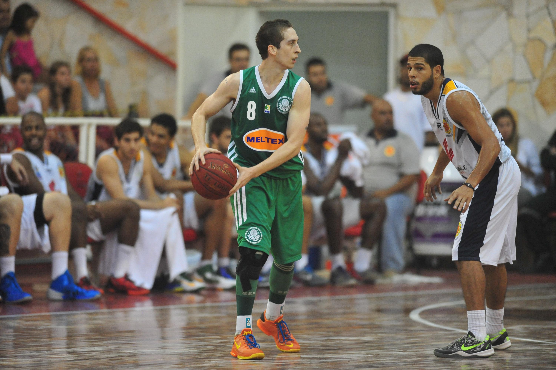 Thyago Aleo, do Palmeiras