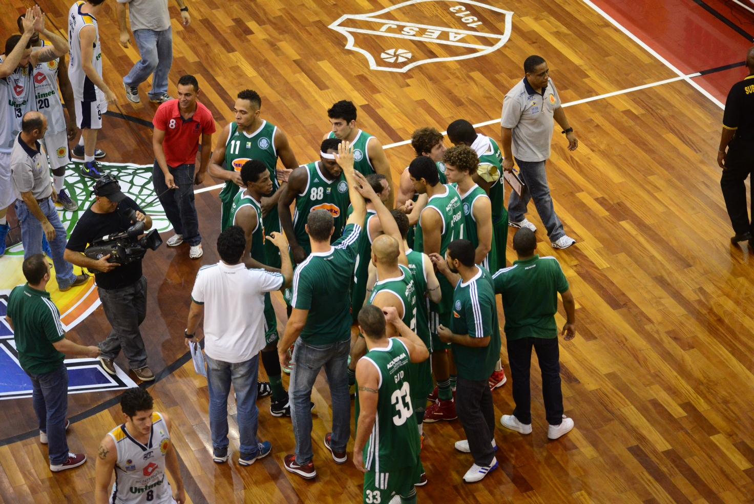 Equipe do Palmeiras