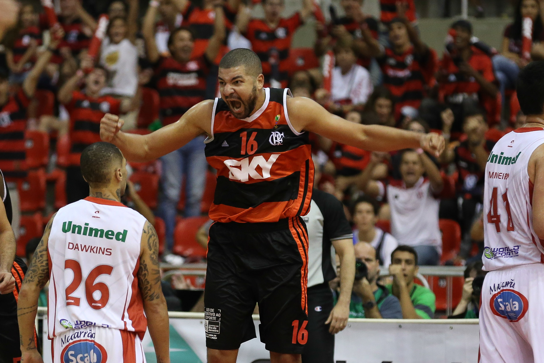 Olivinha, do Flamengo (Luiz Pires/LNB)