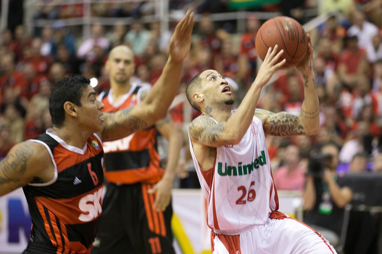 Paulistano fez jogo duro com Flamengo e por pouco não foi o campeão (Luiz Pires/LNB)