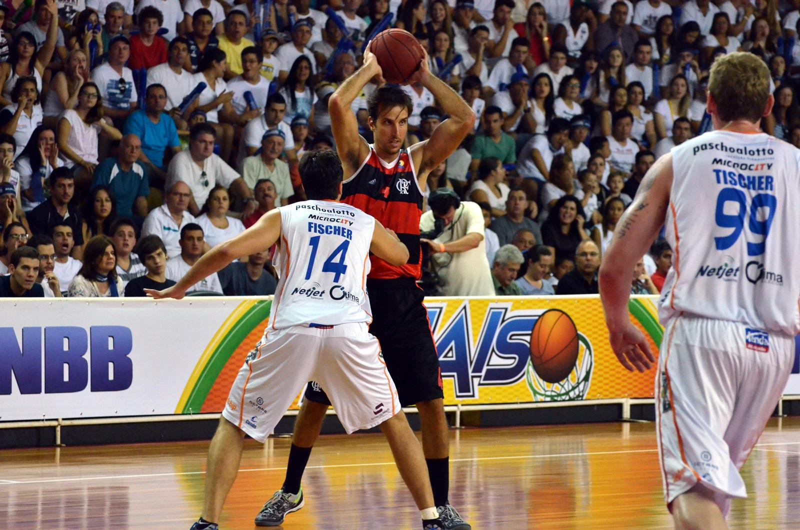 Marcelinho, do Flamengo