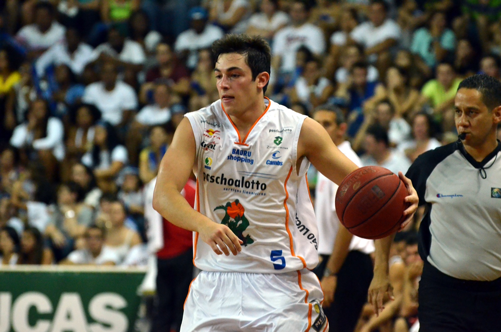 Ricardo Fischer, do Bauru