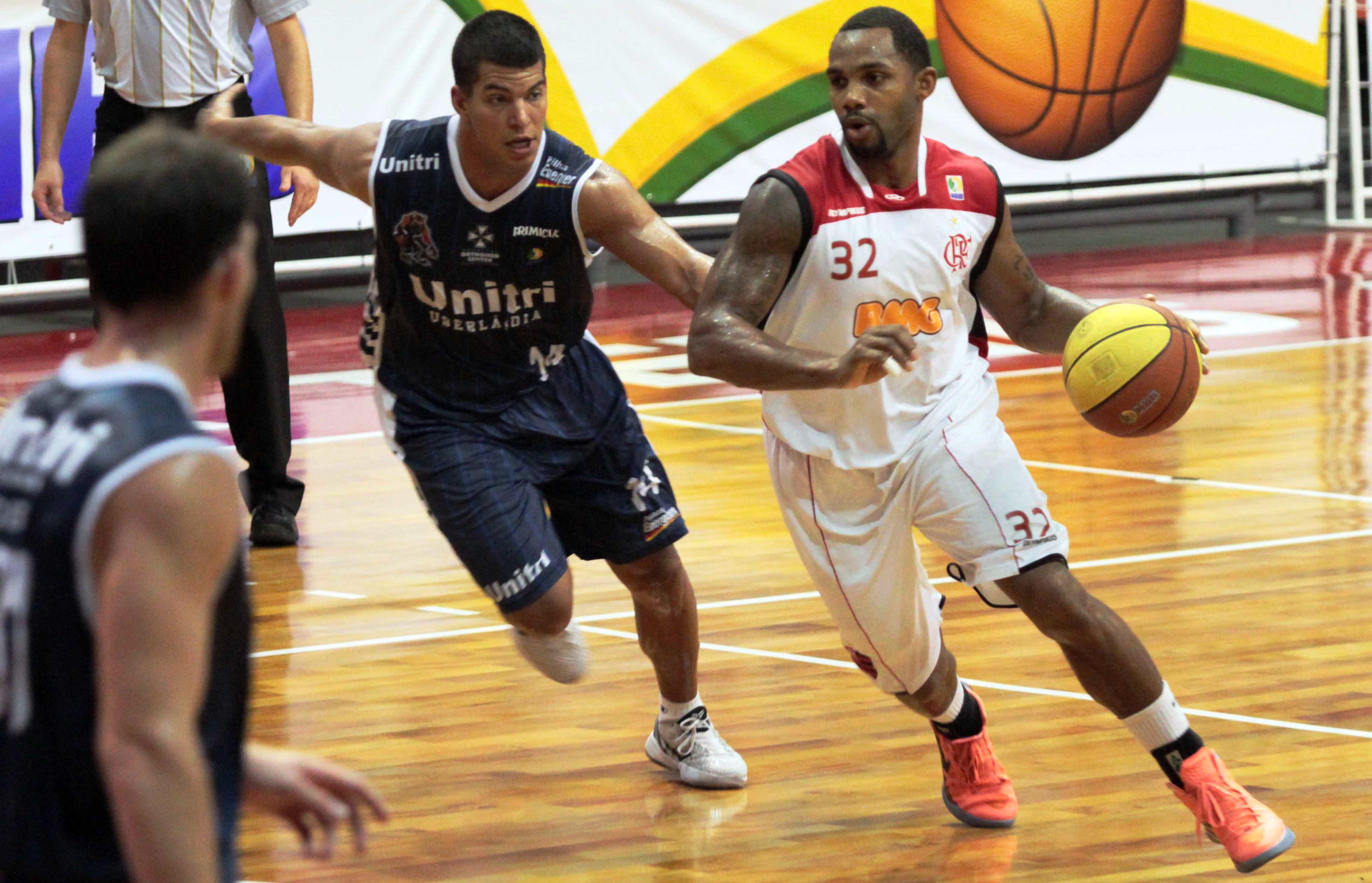 Este foi o segundo NBB de Jackson; o primeiro foi na temporada 2011/2012 pelo Flamengo (Fernando Azevedo/Divulgação)