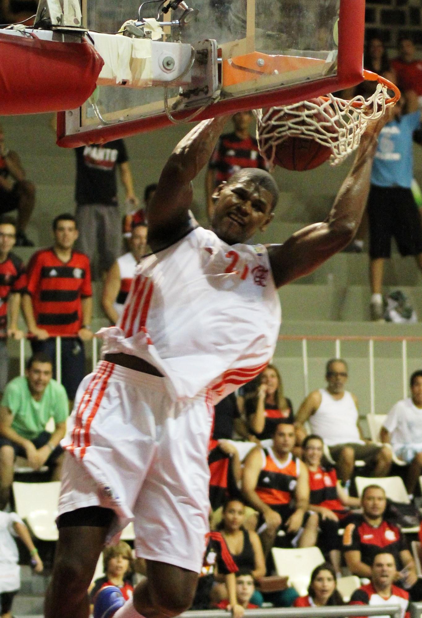 Felício, do Flamengo, foi o segundo mais votado (Marco Aurélio/Fla Imagem)