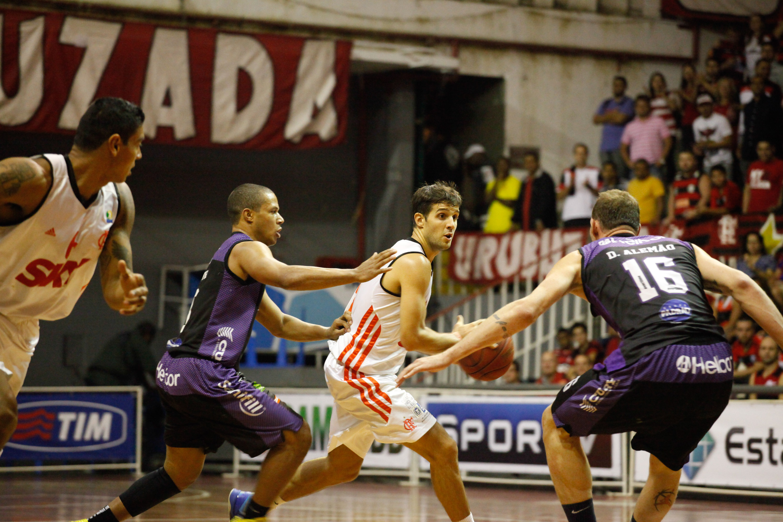 Laprovittola, do Flamengo (Gilvan de Souza/Flamengo)